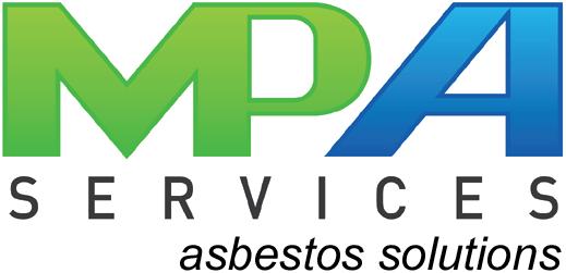 MPA Services asbestos solutions logo
